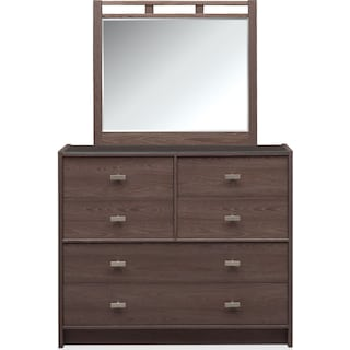 Britto Dresser and Mirror