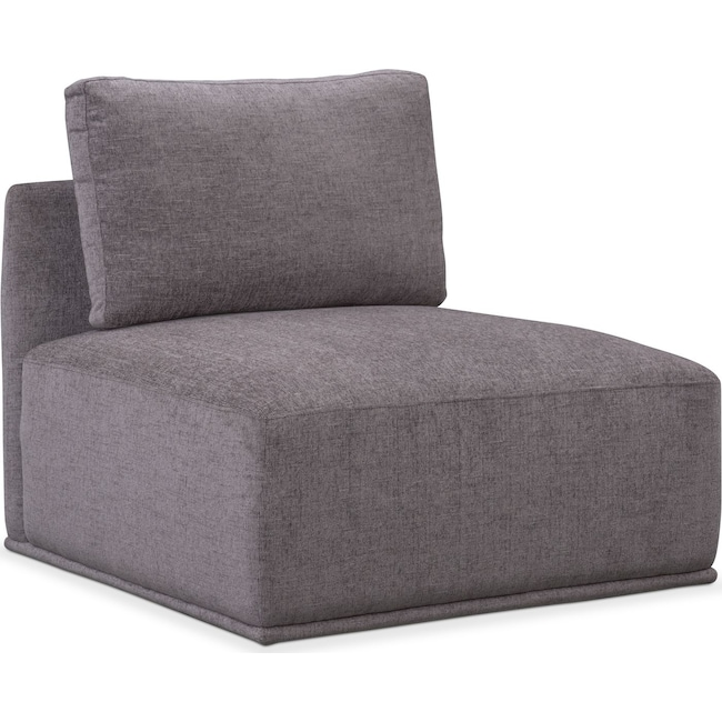 Living Room Furniture - Rio Armless Chair