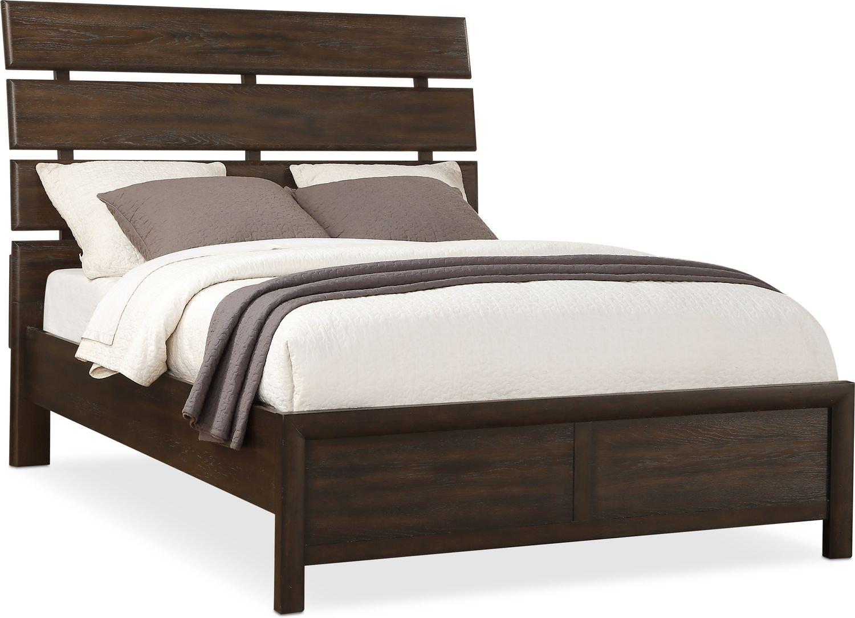 Bedroom Furniture - Hampton Panel Bed