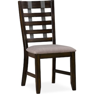 Hampton Side Chair - Cocoa