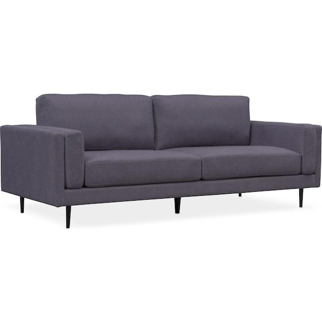 West End 96 Sofa American Signature Furniture