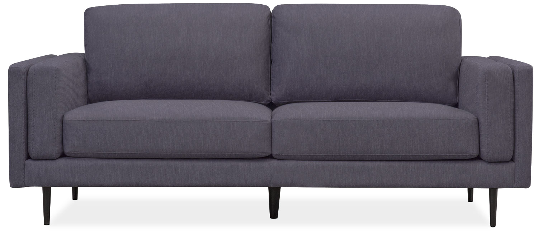 West End 86 Quot Sofa Gray American Signature Furniture