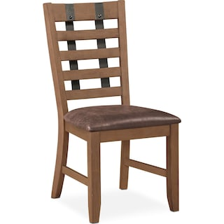Hampton Side Chair - Sandstone