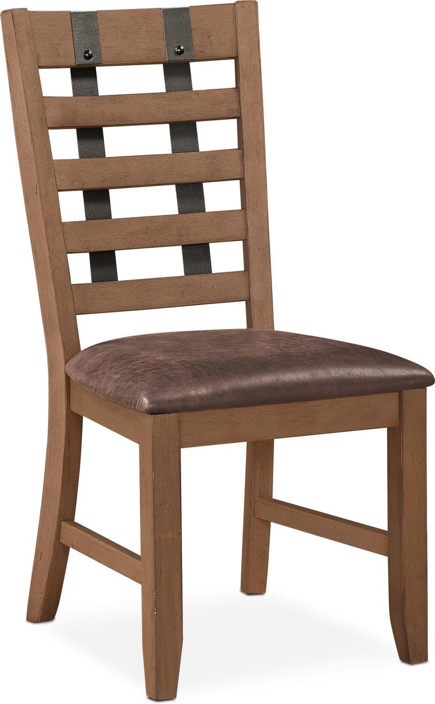 Hampton Side Chair   Sandstone