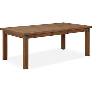 Hampton Dining Table - Sandstone