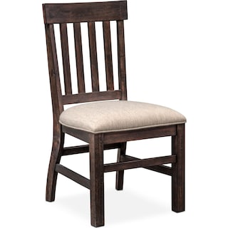Charthouse Side Chair - Charcoal