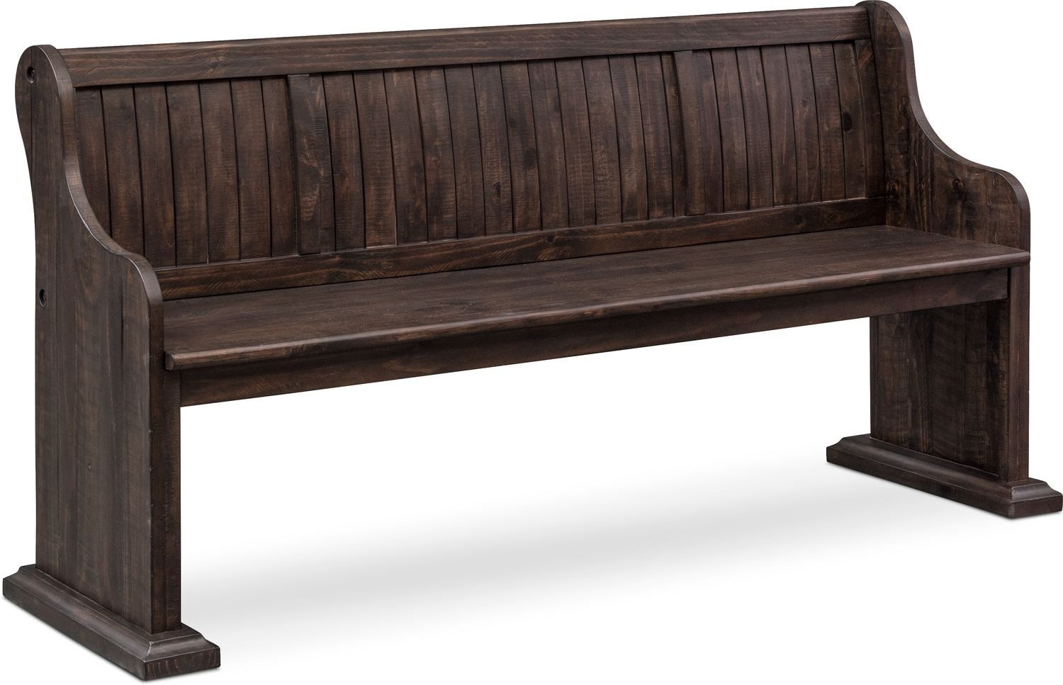 Dining Room Furniture - Charthouse Dining Bench