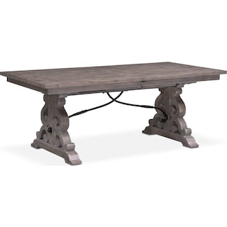 Shop All Dining Room Tables American Signature Furniture - Outdoor wood rectangular dining table