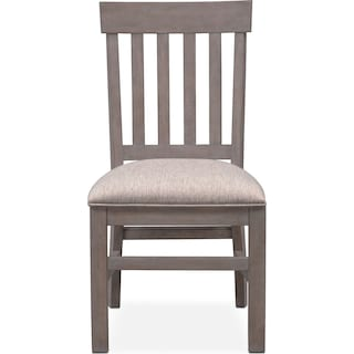 Charthouse Side Chair - Gray