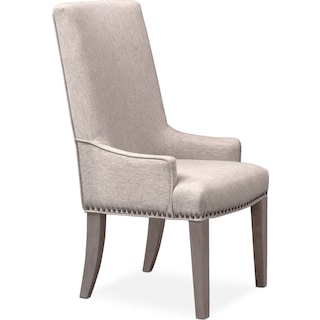 Charthouse Host Chair - Gray
