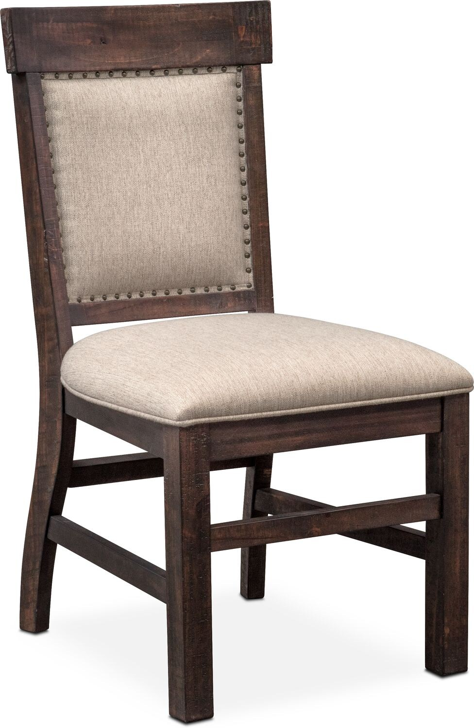 Charthouse Upholstered Side Chair - Charcoal  sc 1 st  American Signature Furniture & Dining Room Chairs | Seating | American Signature Furniture