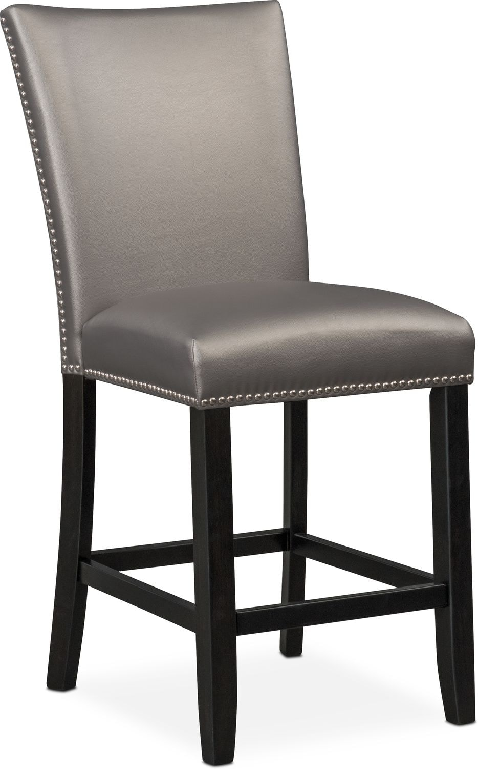 Dining Room Furniture - Artemis Counter-Height Upholstered Stool