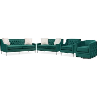 The Chloe Living Room Collection