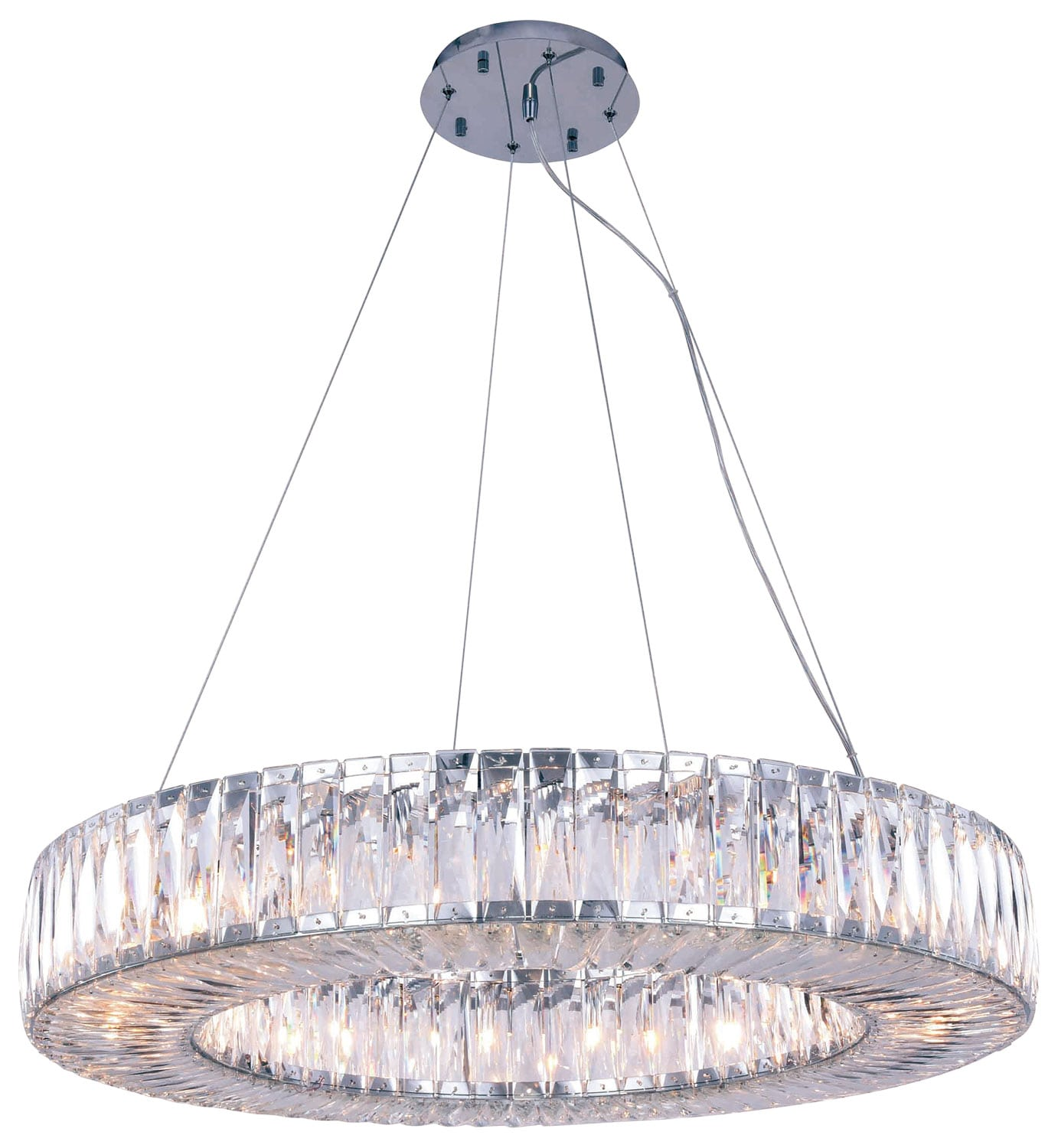 Home Accessories - Cuvette Chandelier