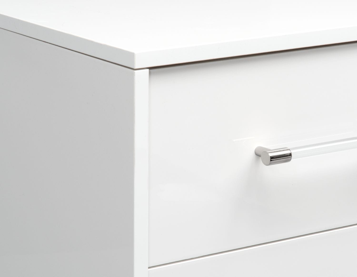 white 3 drawer chest. Click To Change Image. White 3 Drawer Chest