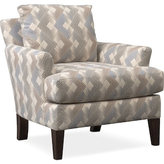 Trevor Accent Chair - Twilight