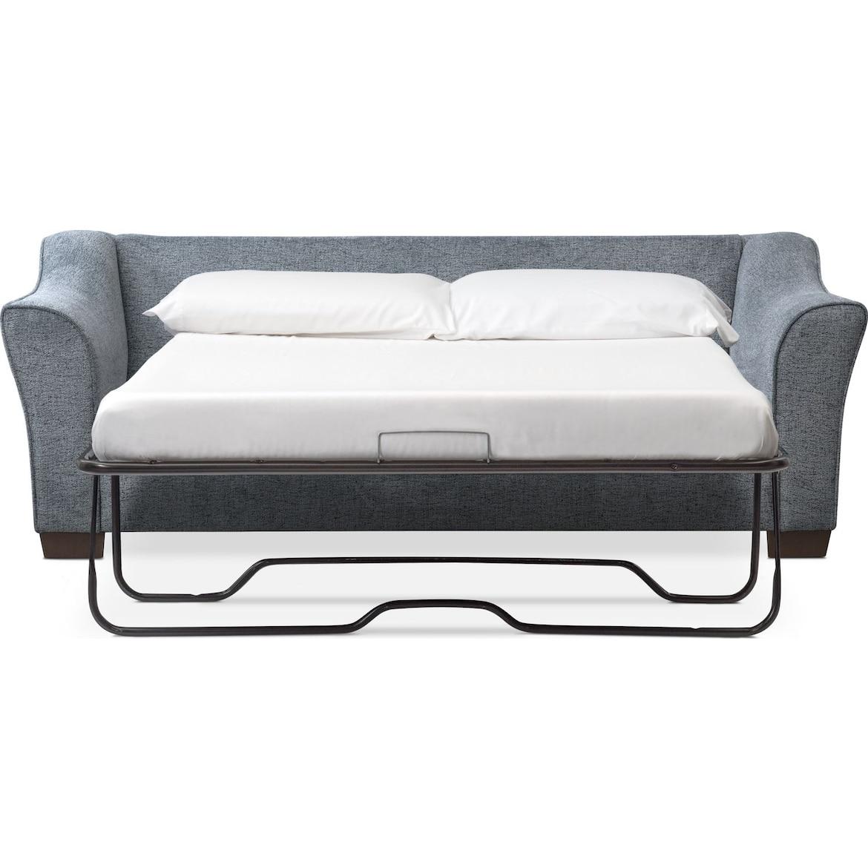 Trevor Full Sleeper Loveseat American Signature Furniture