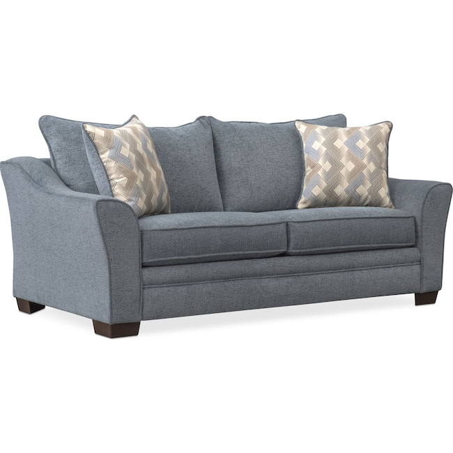Living Room Furniture - Trevor Loveseat