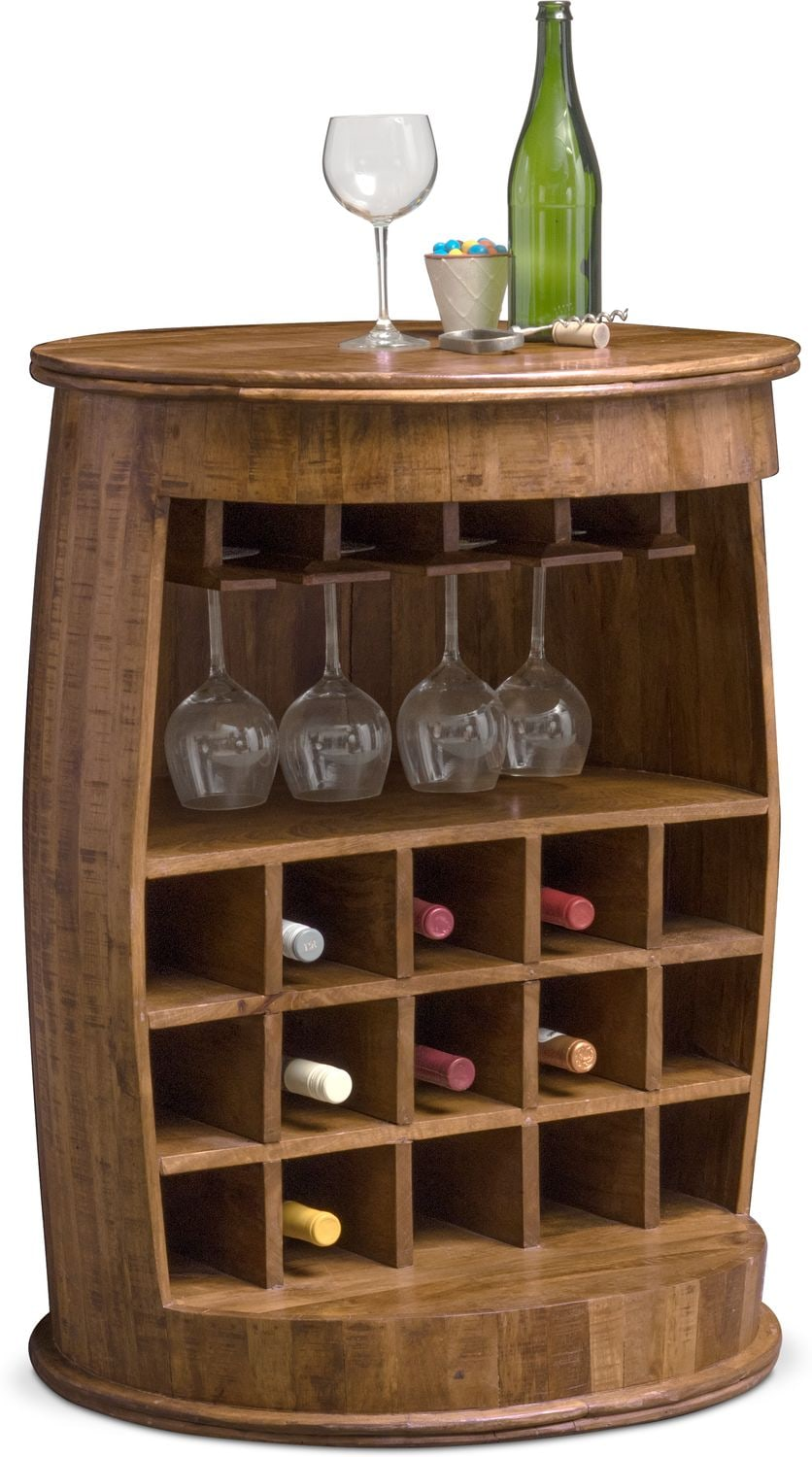 Barnstone Wine Barrel American Signature Furniture