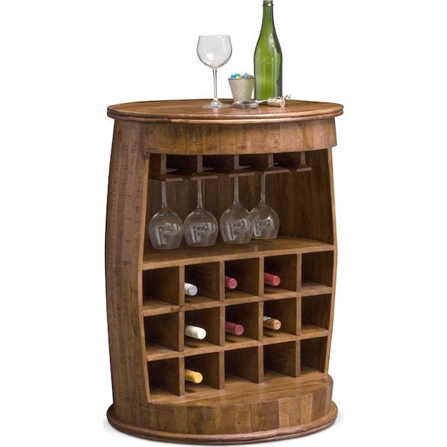 Accent and Occasional Furniture - Barnstone Wine Barrel