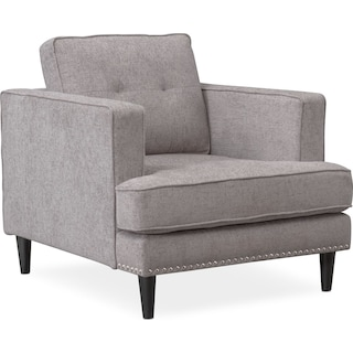 Parker Chair - Gray