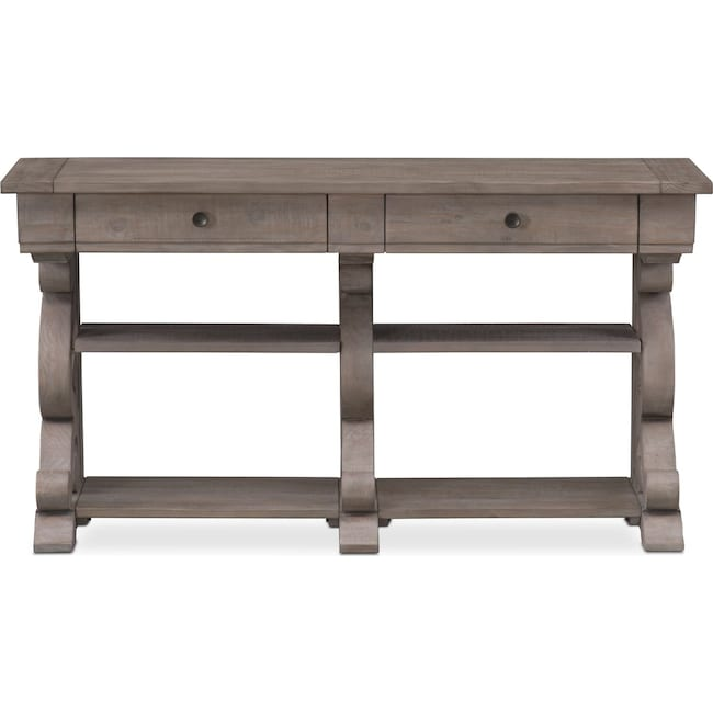 Accent and Occasional Furniture - Charthouse Sofa Table