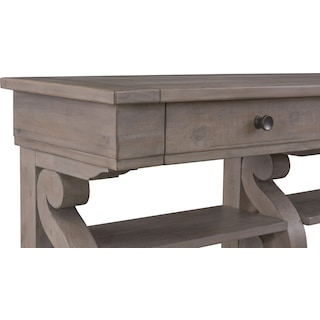 bd3cd83d2d9fe Tap to change Charthouse Sofa Table - Gray Charthouse Sofa Table - Gray