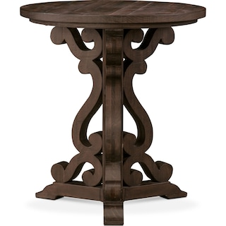 Charthouse Chairside Table
