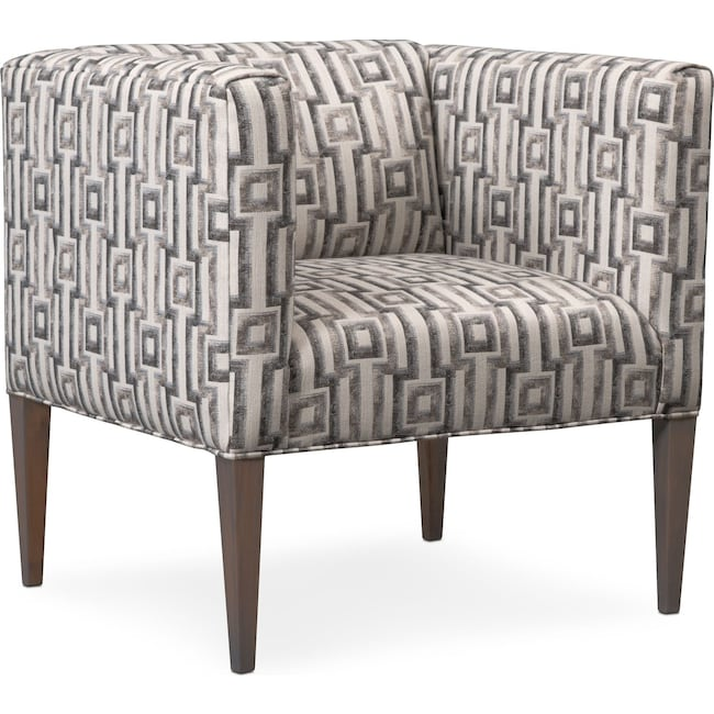Living Room Furniture - Rio Accent Chair - Stone