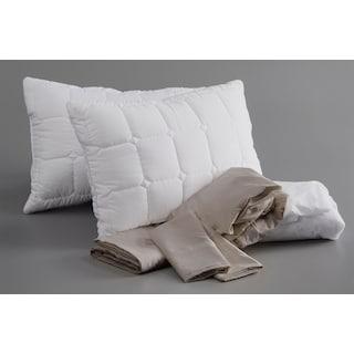 Queen Sleep Kit - Gray