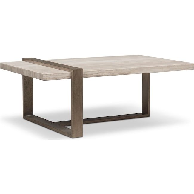 Accent and Occasional Furniture - Celadon Coffee Table