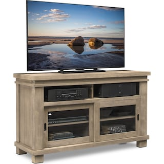 "Tribeca 54"" TV Stand - Gray"