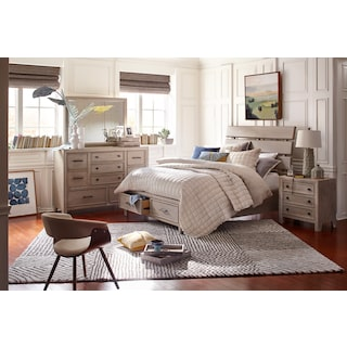 The Hampton Bedroom Collection