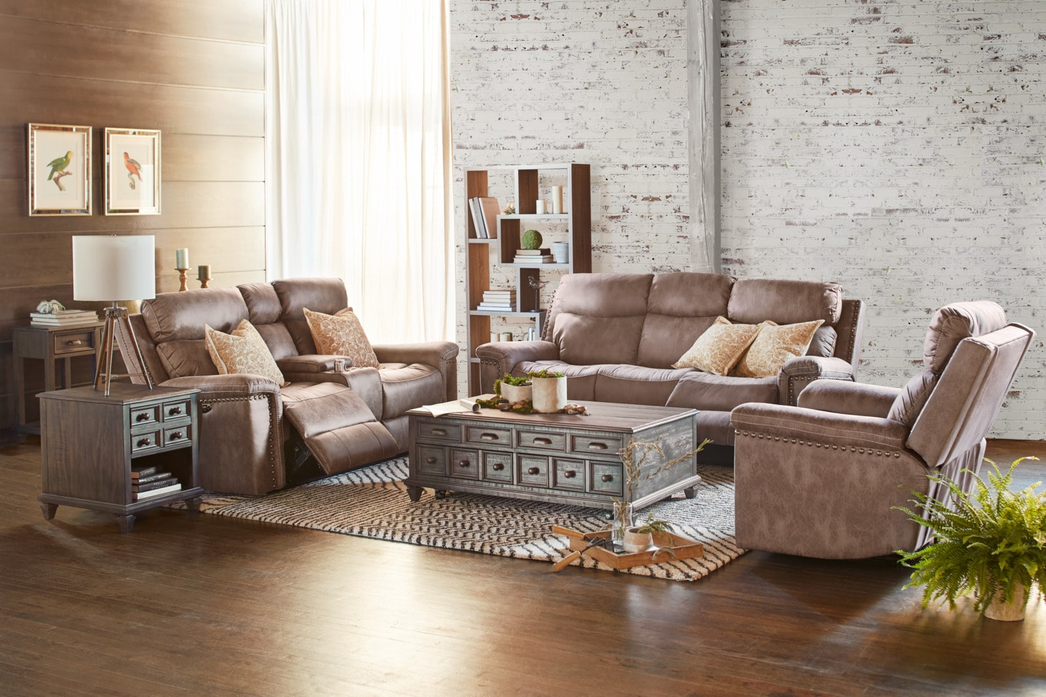 The Montana Power Reclining Collection