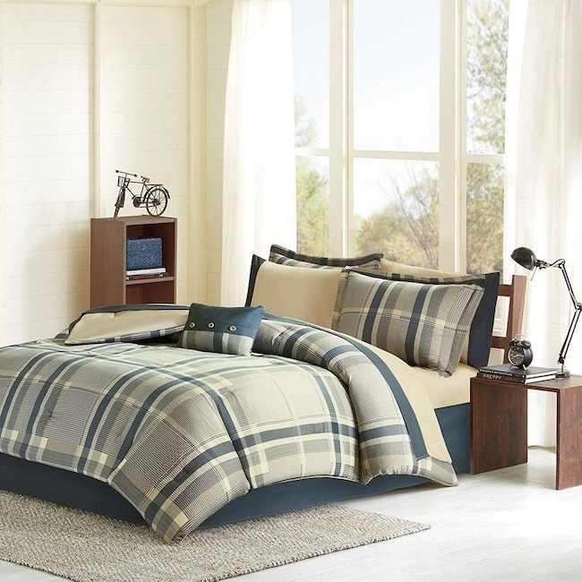 Accent and Occasional Furniture - Robbie Bedding Set