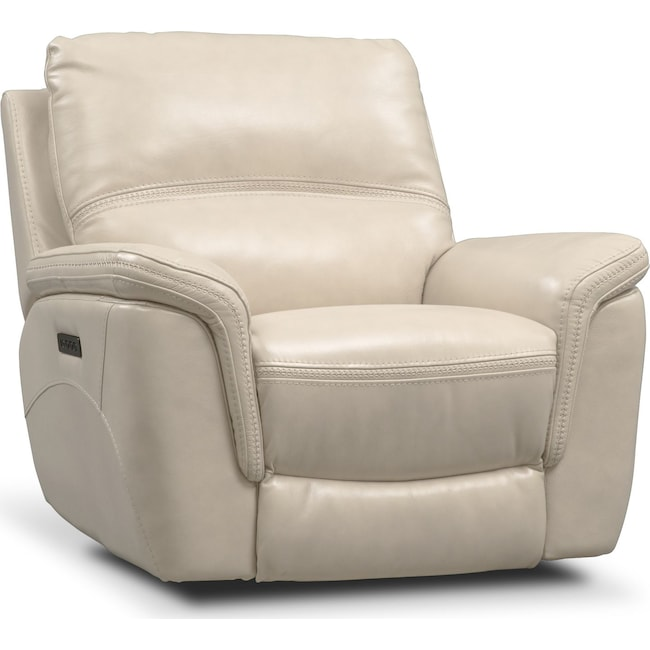 Living Room Furniture - Avanti Triple Power Recliner