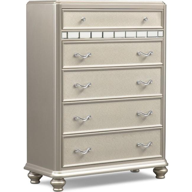 Bedroom Furniture - Sabrina Chest