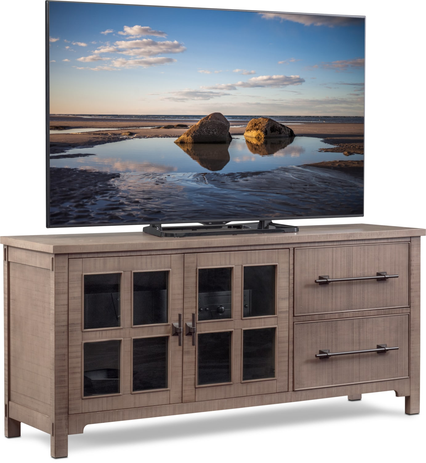 Entertainment Furniture - Tiburon TV Stand