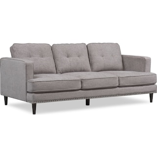 Parker Sofa with Ottoman and Chair