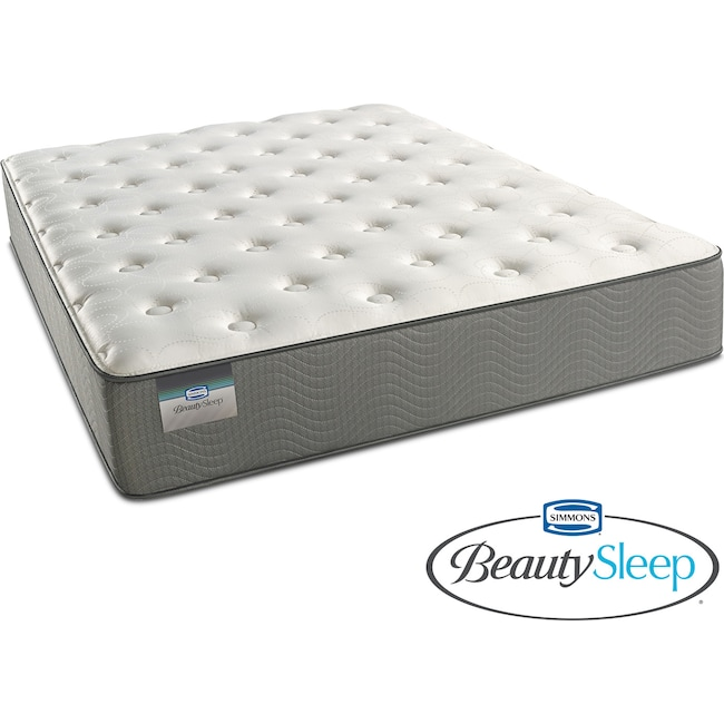Mattresses and Bedding - Alpine White Plush California King Mattress