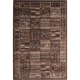 Sonoma Area Rug - Gray and Ivory