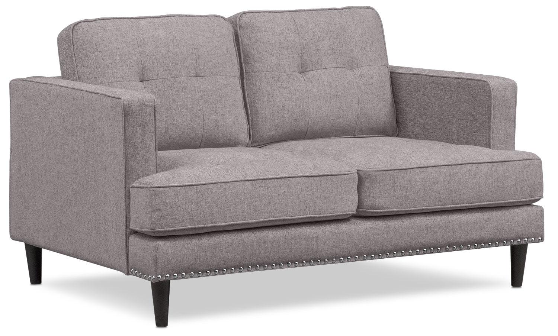 Living Room Furniture - Parker Loveseat
