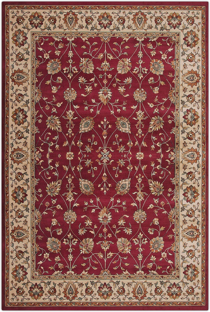 The Sonoma Noble Collection - Red and Beige