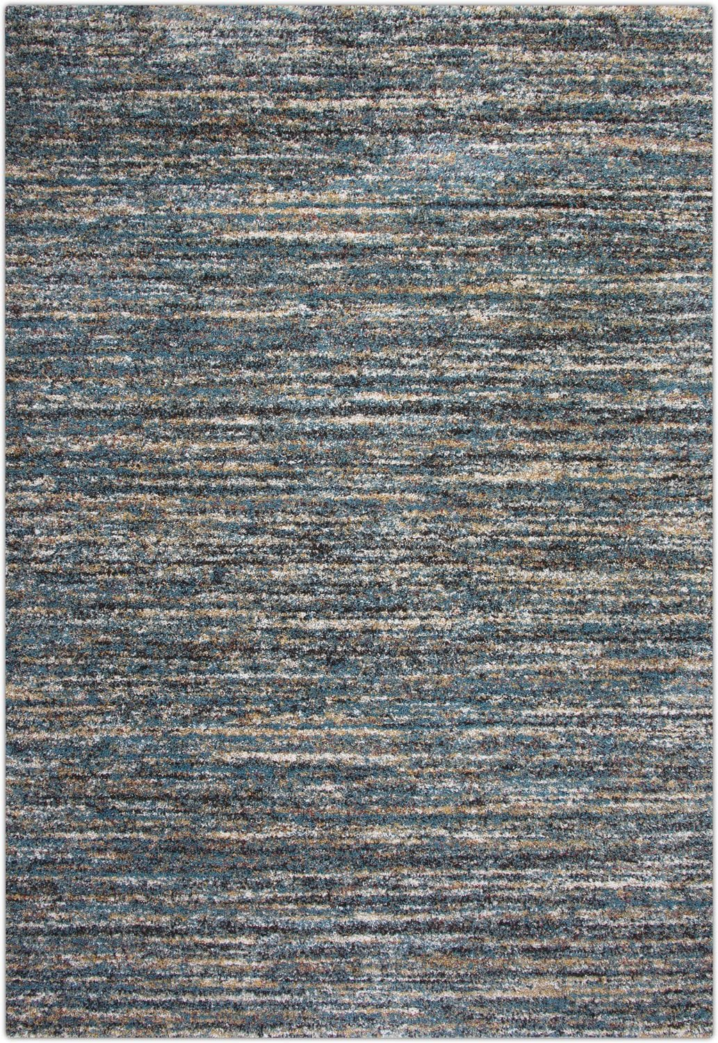 Rugs - Granada Area Rug - Blue