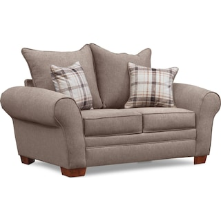 Rowan Loveseat - Gray