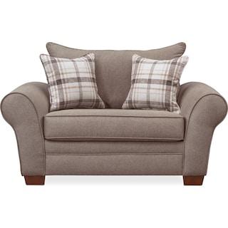 Rowan Chair and a Half - Gray