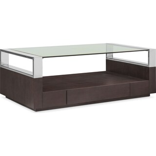 Vogue Coffee Table - Graphite