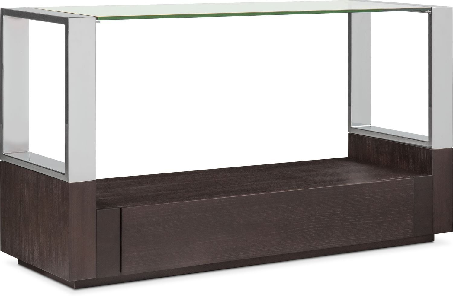 Accent and Occasional Furniture - Vogue Sofa Table - Graphite