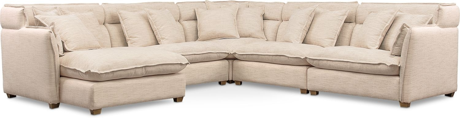 The Willow Collection - Beige