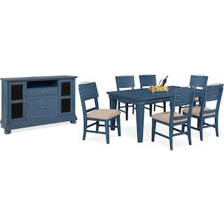 The New Haven Dining Collection